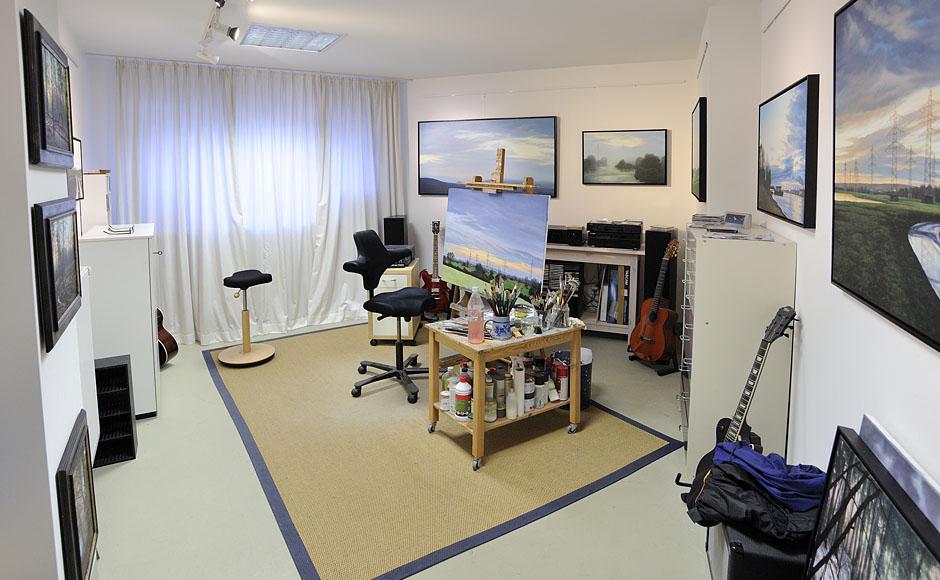 Jürgen Schmitz - Atelier 4