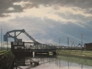 Hafen Seebrügge II, Öl auf Leinwand, 50 x 70_1